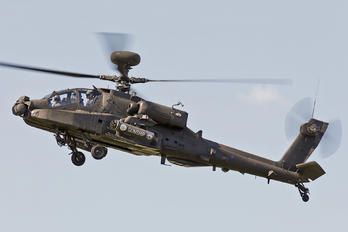 ZJ208 - UK - Army Air Corps Westland Apache AH.1