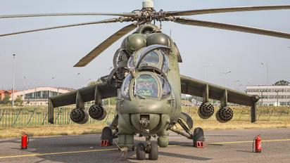 456 - Poland - Air Force Mil Mi-24V