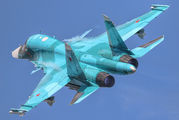 17 - Russia - Air Force Sukhoi Su-34 aircraft