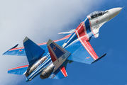 "RF-81721 - Russia - Air Force ""Russian Knights"" Sukhoi Su-30SM aircraft"