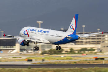 VP-BQW - Aeroflot Airbus A320
