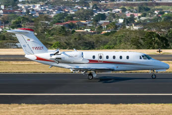 YV552T - Private Cessna 650 Citation VII