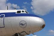 D-ALIN - Lufthansa Lockheed L-1049G Super Constellation aircraft