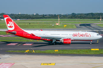 D-ALPC - Air Berlin Airbus A330-200