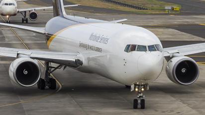 N345UP - UPS - United Parcel Service Boeing 767-300F