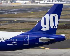 VT-WAI - Go Air Airbus A320