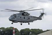 ZH854 - Royal Navy Agusta Westland AW101 111 Merlin HM.2 aircraft