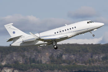 LN-RTO - Rely AS Dassault Falcon 2000LX
