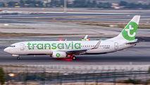 F-GZHY - Transavia France Boeing 737-8K2 aircraft