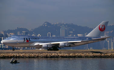 JA8180 - JAL - Japan Airlines Boeing 747-200