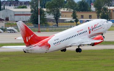 VP-BVV - Vim Airlines Boeing 737-500