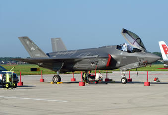 14-5093 - USA - Air Force Lockheed Martin F-35A Lightning II