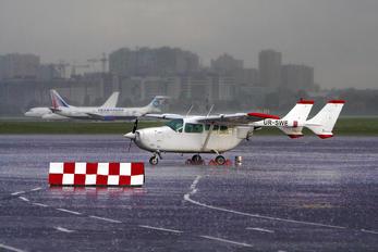 UR-SWE - Private Cessna 337 Skymaster