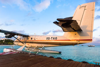 8Q-TAG - Trans Maldivian Airways - TMA de Havilland Canada DHC-6 Twin Otter