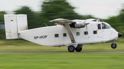 SP-HOP - Private Short SC.7 Skyvan