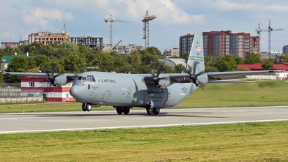06-1467 - USA - Air Force Lockheed C-130J Hercules