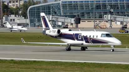 SP-TBF - Private Gulfstream Aerospace G150