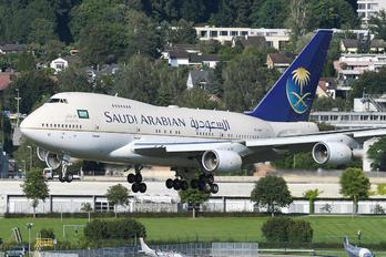 HZ-HM1C - Saudi Arabia - Government Boeing 747SP