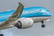 PH-BHF - KLM Boeing 787-9 Dreamliner aircraft