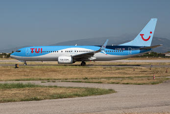 G-FDZB - TUI Airlines UK Boeing 737-800