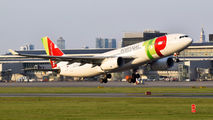 CS-TOS - TAP Portugal Airbus A330-200 aircraft