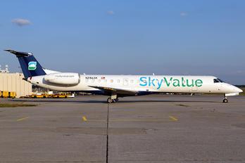 N286SK -  Embraer EMB-145 ER C-99A