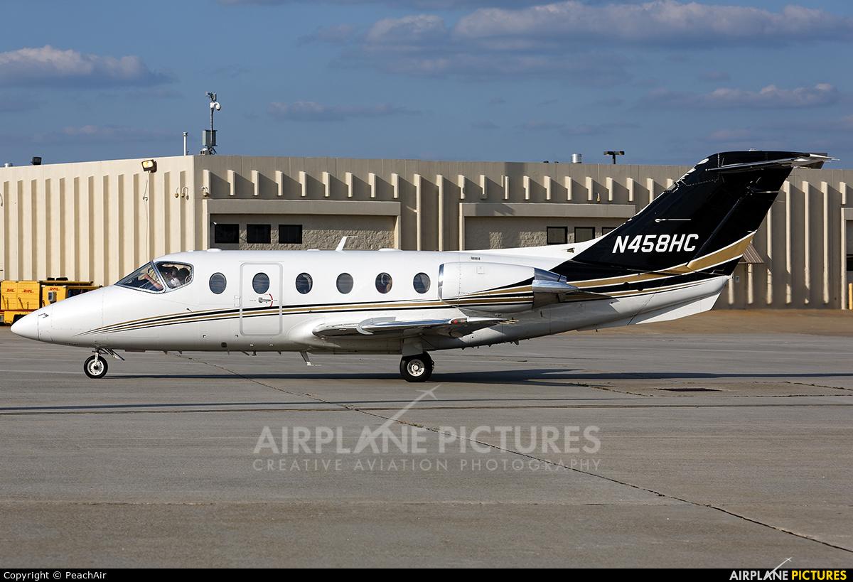 Private N458HC aircraft at Atlanta - Hartsfield-Jackson Intl