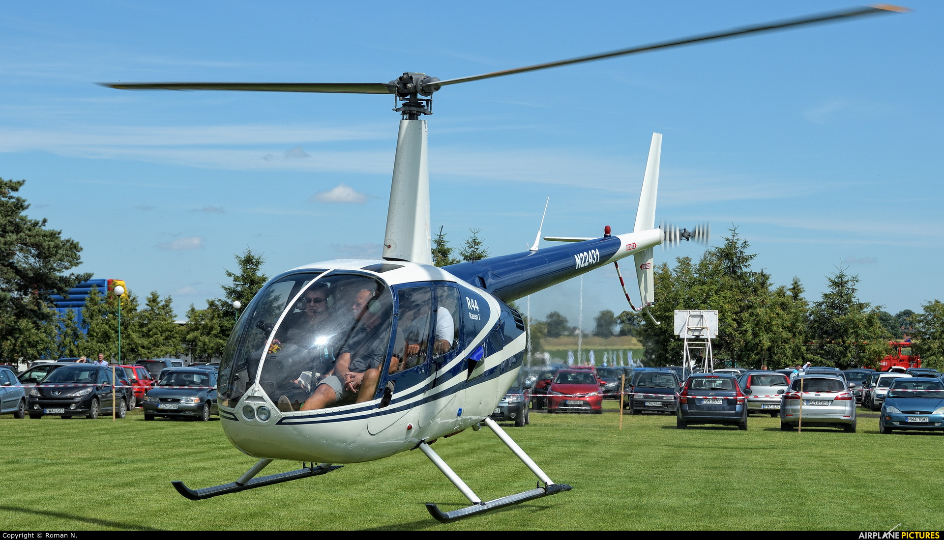 Private N22431 aircraft at Off Airport - Poland