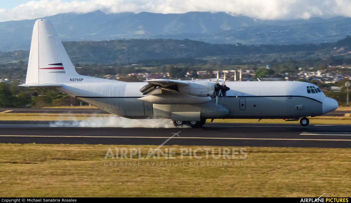 Prescott Support N3755P aircraft at San Jose - Juan Santamaría Intl