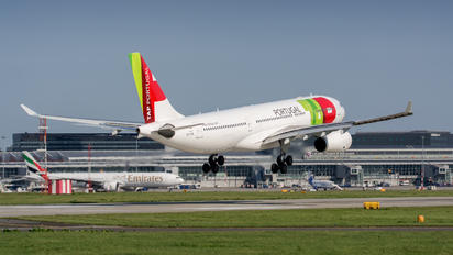 CS-TOS - TAP Portugal Airbus A330-200