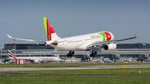 CS-TOS - TAP Portugal Airbus A330-200 aircraft