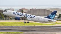 F-HBIB - Aigle Azur Airbus A320 aircraft