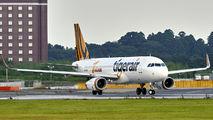B-50015 - Tigerair Taiwan Airbus A320 aircraft