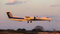 JA853A - ANA - All Nippon Airways de Havilland Canada DHC-8-400Q / Bombardier Q400 aircraft
