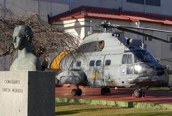 HD.19-3 - Spain - Air Force Sud Aviation SA-330 Puma