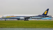 VT-JEQ - Jet Airways Boeing 777-300ER aircraft