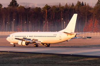 OM-GTD - Go2Sky Airline Boeing 737-400