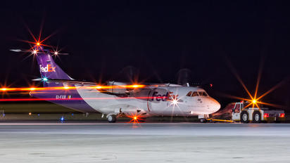 EI-FXB - FedEx Feeder ATR 42 (all models)