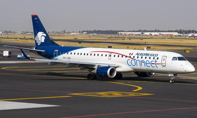 XA-JAC - Aeromexico Connect Embraer ERJ-190 (190-100)