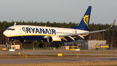 EI-EVX - Ryanair Boeing 737-8AS