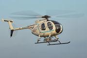 OH-HNR -  Hughes 369D aircraft