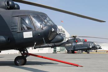 - - Mexico - Police Mil Mi-17-1V