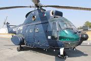 PF-301 - Mexico - Police Aerospatiale SA-330 Puma aircraft