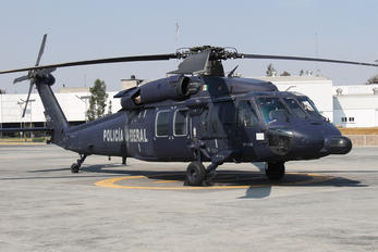 PF-106 - Mexico - Police Sikorsky UH-60L Black Hawk