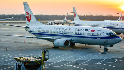 B-2627 - Air China Boeing 737-300