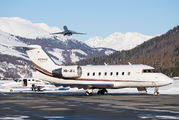 HB-JFJ - Nomad Aviation Canadair CL-600 Challenger 604 aircraft