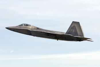 08-4163 - USA - Air Force Lockheed Martin F-22A Raptor