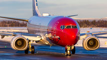 LN-NGY - Norwegian Air Shuttle Boeing 737-800 aircraft