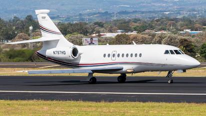 N797HD - Private Dassault Falcon 2000