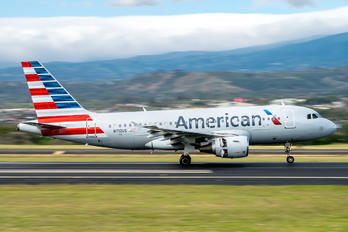 N712US - American Airlines Airbus A319